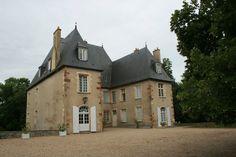 Château du Riau, Auvergne, France