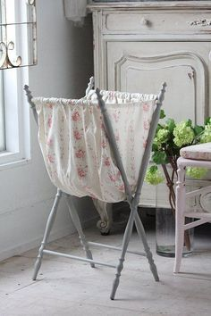 My Grandmother had a Laundry Basket like this one.. Kimberly