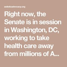 Right now, the Senate is in session in Washington, DC, working to take health care away from millions of Americans. But next week, your Members of Congress will be back in their home states and districts, holding town halls and office appointments with constituents. This is the perfect time to voice your opinions, hold your representatives accountable, and remind them that they work for you!
