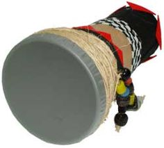 African Djembe Drum (Mali, but similar drums found throughout the region) Safari Crafts, Vbs Crafts, Crafts For Kids, Djembe Drum, Vbs 2016, Kilimanjaro, Jungle Theme, Camping With Kids, Drums