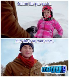Dove Cameron & Luke Benward play Kayla Morgan and Will Cloud in ''Cloud 9''