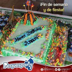 Mmm si la compartes con amigos es más sabrosa! . . #pequesparty #fabricadesonrisas #fiestainfantil #torta #fiestasmaracaibo #diversion #niñosmaracaibo #entretenimiento #animacion #fiesta