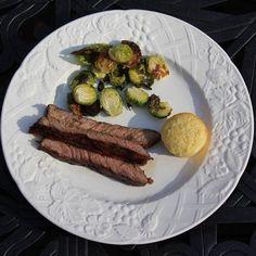 3 Ingredient, Fool Proof Steak Marinade