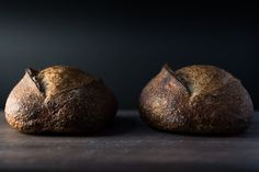 Polenta and rosemary naturally leavened sourdough