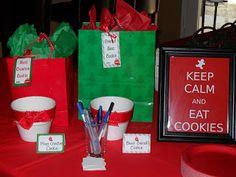 .: Christmas Cookie Exchange