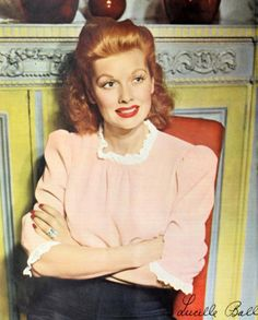 """""""The secret of staying young is to live honestly, eat slowly, and lie about your age.""""    -- Lucille Ball"""