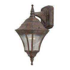 Great Outdoors by Minka Segovia 1 Light Outdoor Wall Lantern