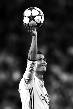 By his ridiculously high standards, it's not been Cristiano Ronaldo's best season, but he showed his worth to Real Madrid yet again last night with a hat-trick to send them. Ronaldo Real Madrid, Cristiano Ronaldo 7, Champions League Stats, Cristiano Ronaldo Hd Wallpapers, Madrid Football, College Football, Football Soccer, Ronaldo Quotes, Cr7 Wallpapers