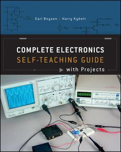 Complete Electronics Self-Teaching Guide with Projects av  - visar priser. Jämför böcker sida vid sida.