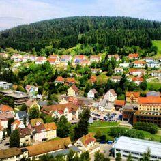 Furtwangen en Baden-Württemberg