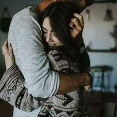 Hugs her close. Couple Goals, Cute Couples Goals, Couples In Love, Romantic Couples, Romantic Gifts, Wedding Couples, Photo Couple, Love Couple, Couple Photography