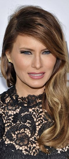 First Lady Melania Trump. Finally a real first Lady! What did Joan Rivers say before her untimely death?