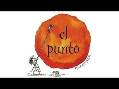 El punto Peter H. Craft Activities For Kids, Learning Activities, Peter Reynolds, Online Books For Kids, Dot Day, Read Aloud, Book Crafts, Childrens Books, Lettering