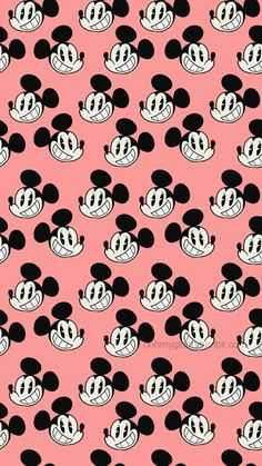 Mickey Mouse phone background
