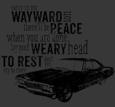 Wayward Son shirt by TheGeekStudio on Etsy, $20.00