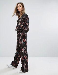 Gestuz Flower Printed Pants - Multi