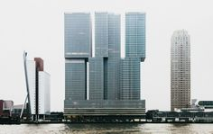 De Rotterdam - Rem Koolhaas - 1998