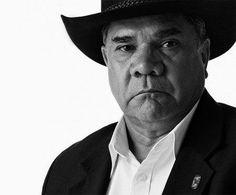 Kon Karapanagiotidis @Kon__K  Professor Mick Dodson AM. The first #Aboriginal person to graduate from law in Australia in 1974. #DefiningMoments