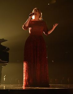 Adele The 58th GRAMMY Awards – Roaming Show  #adele #The58thGRAMMY