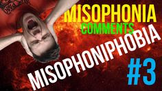 Reading misophone's comments to spread awareness