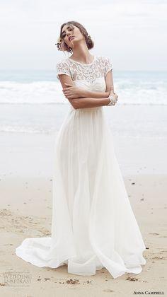 Anna Campbell Wedding Dresses — Spirit Bridal Collection | Wedding Inspirasi