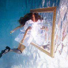 수중 사진작가 엄마와 모델 딸이 만든 환상적인 수중 사진 : 네이버 포스트