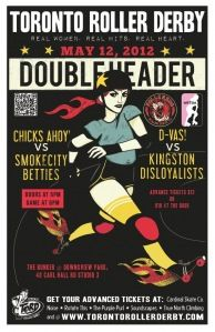 Chicks vs. Betties / D-VAS vs. Disloyalists Poster