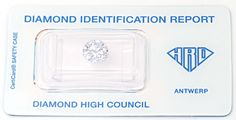 Foto 1, Diamant, HRD, 2.141 Carat Brillant, River, SI1, Diamond, D5646