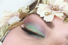 muse-des-jardins-maquillage-vert or