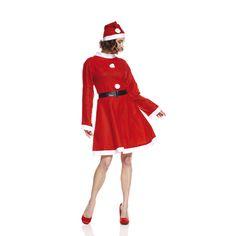 28 meilleures images du tableau costume m re no l christmas costumes christmas fancy dress et. Black Bedroom Furniture Sets. Home Design Ideas