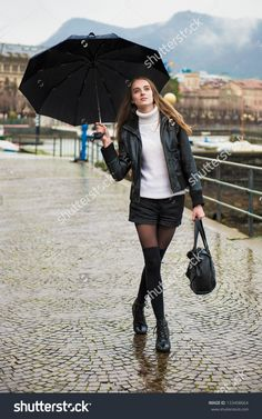 girl walking alone in rain google search pulviophile
