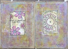 jehkotar: Art Journal - kuin mosaiikkia