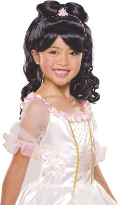 Rubies Elegant Princess Child Wig ** Be sure to check out this awesome product.