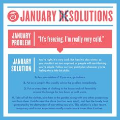 innocent, facebook post, january solutions, graphic solution