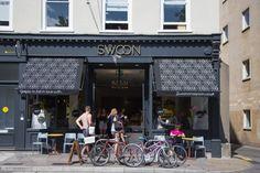 Eisdiele Swoon Gelato in Bristol, England