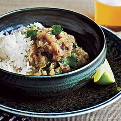 Cooking with Eggplant | Roasted Eggplant Salsa | CookingLight.com