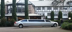 To celebrate the Queens Birthday, why not feel like royalty and travel in style in Limousine King's #StretchLimousine.