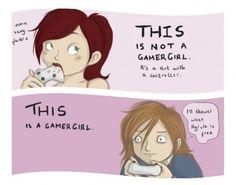 Gamer Girls Unite :)