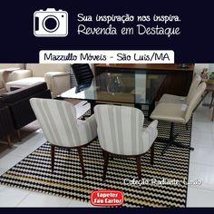 Mazzullo Móveis - Av. dos Holandeses, Qd. 07, Lote 06, Lojas 02 e 03, Calhau Center - Calhau — São Luis-MA.