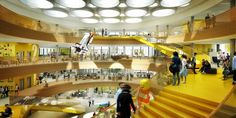 C.F. Møller Designs New Headquarters for LEGO