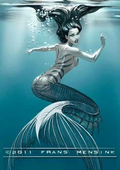 A mermaid life for me!