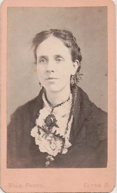 CDV 40: Victorian Women, Female Photographers, Young Women, Shawl, Photos, Pictures, The Originals, Best Deals, Ohio