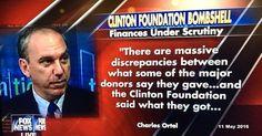 """Fox News on Twitter: """".@krauthammer on @ClintonFdn: """"It was not a charity. It…"""