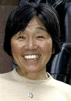 Saturday, May 19, 2012  Woman 73 climbs Mount Everest   Tamae Watanabe, who on May 16, 2002 at the age of 63 years became the oldest woman to climb Mount Everest, smashed her own record on Saturday, reaching the peak of the world's highest mountain at the age of 73, Kyodo news service reported.
