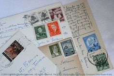 #VINTAGE #STAMPS & #POSTCARDS from Greece, Iran, Lebanon, Egypt, and Turkey!!! http://etsy.me/1RqIuie @Etsy @epsteam @sellingonetsy