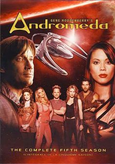 Andromeda - The Complete Fifth Season (5th) (Boxset) DVD Movie http://www.inetvideo.com/collections/inetvideo-andromeda-videos-on-dvd