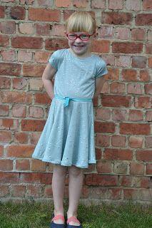 ViTess: Spin dress #2