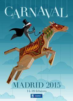 Carnaval Madrid 2015 1