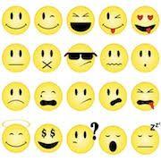 Resultado de imagen de emoticonos Etiquette, Need To Know, Smileys, Google, Southern, Facebook, Happy, Crafts For Kids, Faces