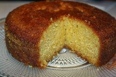 Ruokasurffausta: Mehevä appelsiinikakku